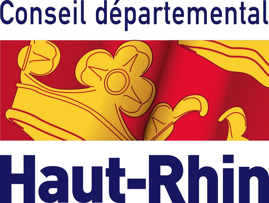Logo Conseil Départemental du Haut-Rhin