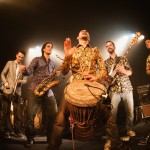 Lezard vous invite au concert de Supergombo et After AfroSpicy