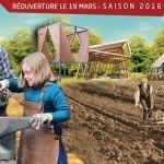 Réouverture Écomusée d'Alsace