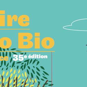35e Foire Eco Bio d'Alsace