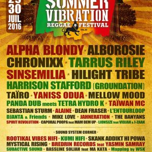 SUMMER VIBRATION vol. III