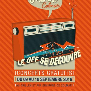 Jazz Off de Colmar 2016