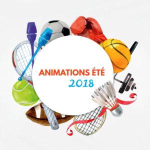 Animations Eté 2018